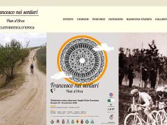 Francesco nei sentieri - cicloturistica d'epoca