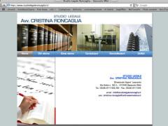 Studio Legale RONCAGLIA