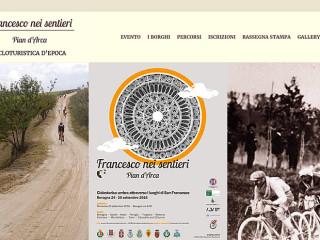 Francesco nei sentieri - ciclostorica
