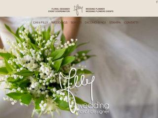 Filly - wedding flower